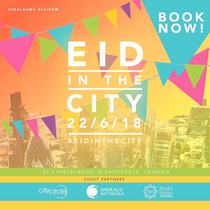 Eid in the City